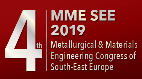 MME SEE 2017 Metallurgical & Materials Engineering Congress of South-East Europe